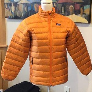 Patagonia boy's down jacket